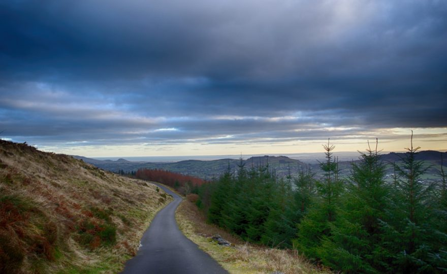 Slieve Gullion – Armagh's highest mountain